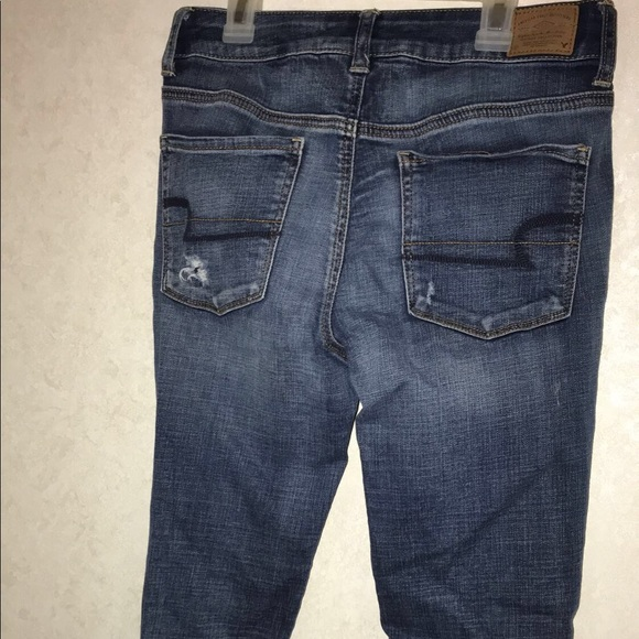 American Eagle Outfitters Denim - American eagle jeans!! Ripped skinny